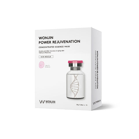 Wonjin Effect Power Rejuvenation Mask 10 Sheets (1 Box)