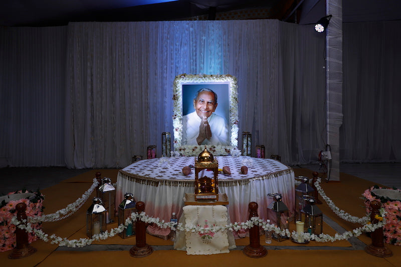 GuruPurnima observed with homage to 2 Saints