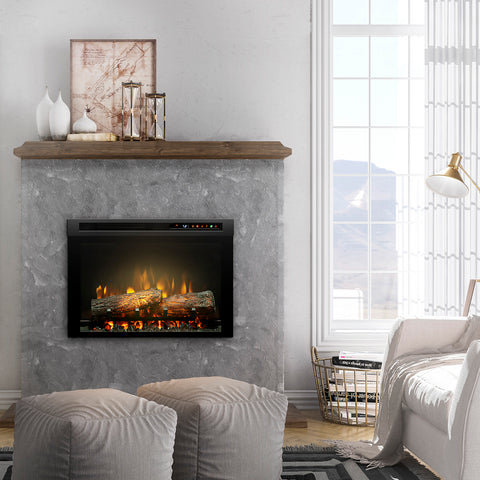 "Dimplex 26"" Multi-Fire XHD Electric Fireplace Insert - DF26L-PR0"