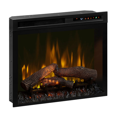 "Image of Dimplex 28"" Multi-Fire XHD Electric Fireplace Insert - DF28L-PRO"