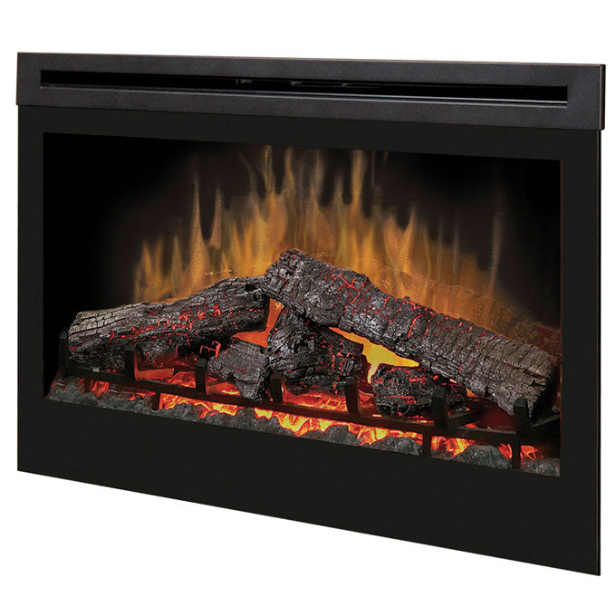 "Dimplex 33"" Electric Fireplace Insert - Self-Trimming - DF3033ST"