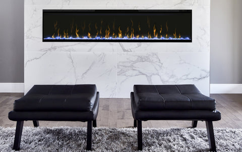 "Dimplex Ignite XL® 50"" Linear Electric Fireplace 