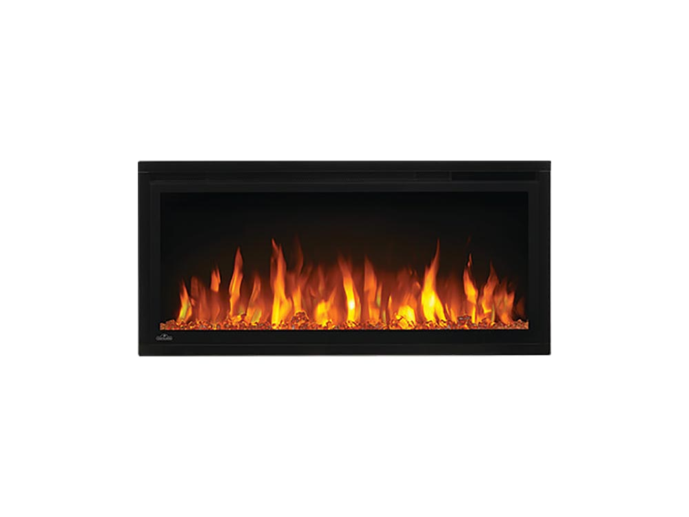 "Napoleon Entice 36"" Linear Wall Mount Electric Fireplace - NEFL36CFH"