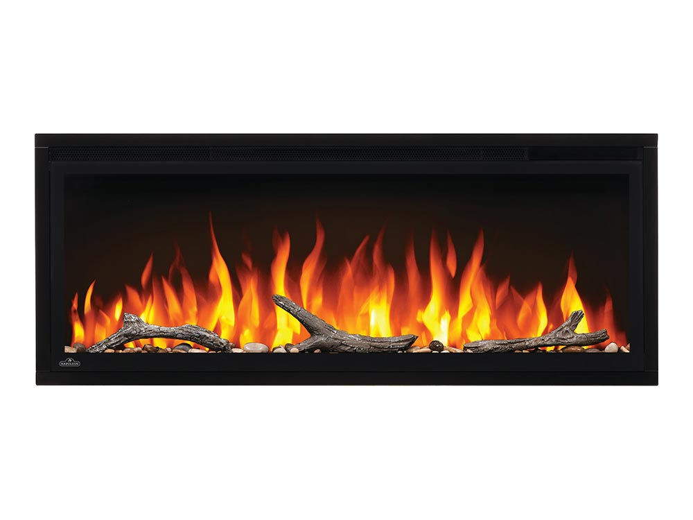 "Napoleon Entice 42"" Linear Wall Mount Electric Fireplace - NEFL42CFH"