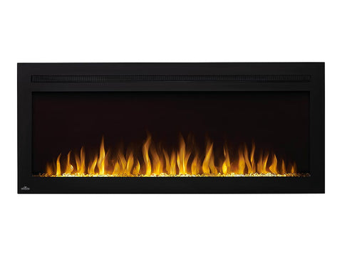 "Image of Napoleon PurView 50"" Wall Mount Electric Fireplace - NEFL50HI"
