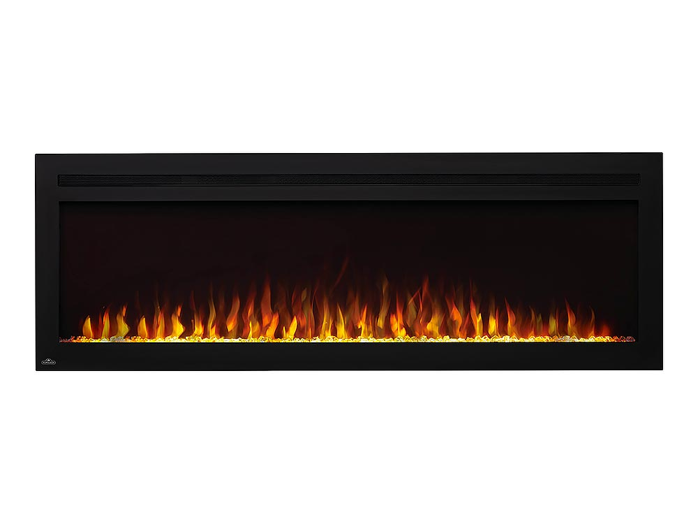 "Napoleon PurView 60"" Wall Mount Electric Fireplace - NEFL60HI"