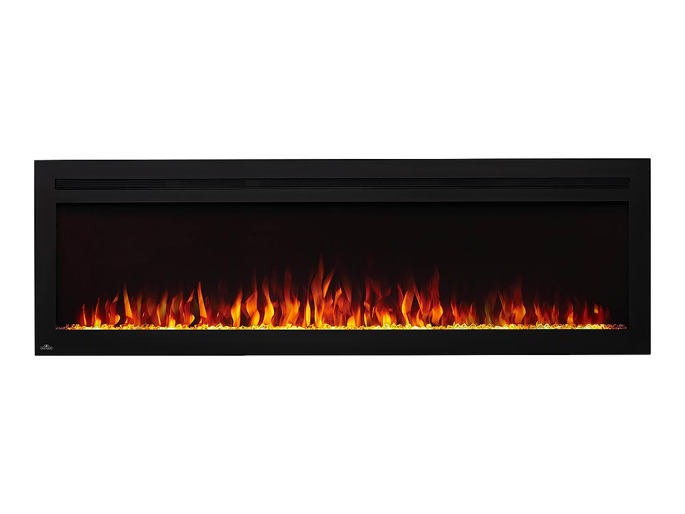 "Napoleon PurView 72"" Wall Mount Electric Fireplace - NEFL72HI"