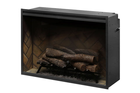 Dimplex Revillusion® 36-Inch Built-In Electric Fireplace - RBF36