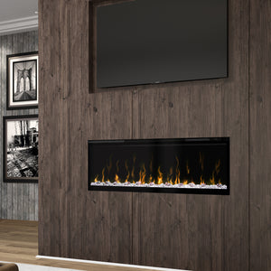 "Dimplex Ignite XL 50"" Linear Wall Mount Electric Fireplace 