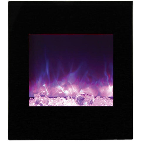 "Image of Amantii 18"" Electric Fireplace Insert - Electric Fireplace - Amantii - ElectricFireplacesPlus.com"