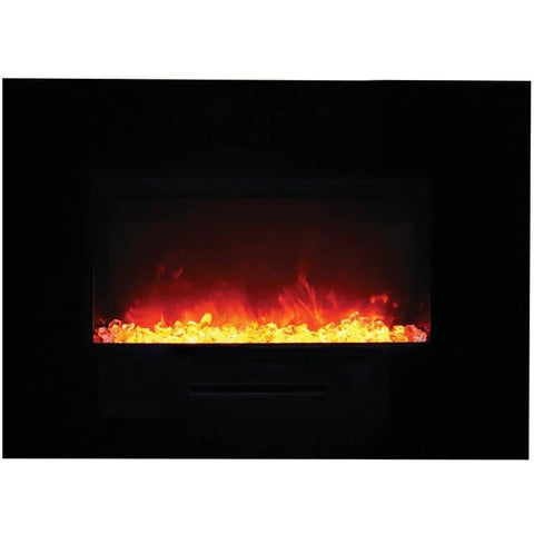 "Image of Amantii 26"" Electric Fireplace - Electric Fireplace - Amantii - ElectricFireplacesPlus.com"