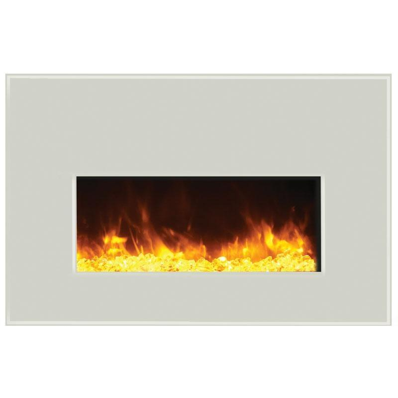"Amantii 26"" Electric Fireplace Insert - Electric Fireplace - Amantii - ElectricFireplacesPlus.com"