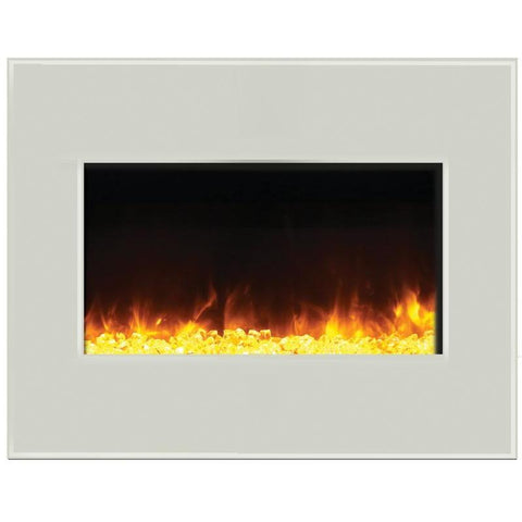 "Image of Amantii  26"" Zero Clearance Electric Fireplace - Electric Fireplace - Amantii - ElectricFireplacesPlus.com"