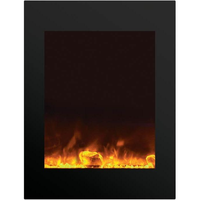 "Amantii  39"" Zero Clearance Electric Fireplace - Electric Fireplace - Amantii - ElectricFireplacesPlus.com"