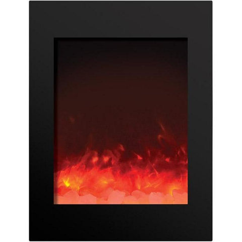"Image of Amantii  39"" Zero Clearance Electric Fireplace - Electric Fireplace - Amantii - ElectricFireplacesPlus.com"