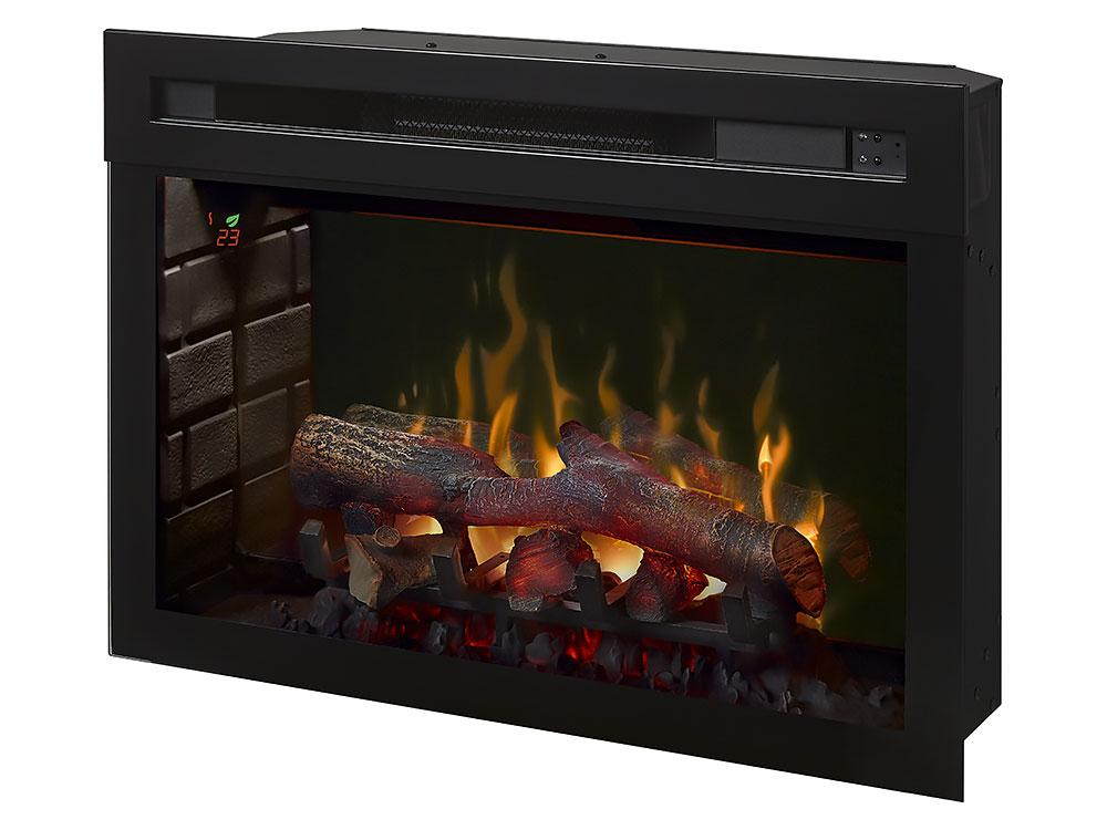 "Dimplex 25"" Multi-Fire XD Electric Fireplace Insert With Logs - PF2325HL - Electric Fireplace - Dimplex - ElectricFireplacesPlus.com"