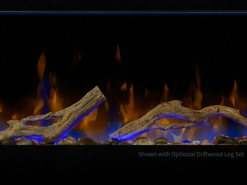 "Dimplex Ignite XL® 50"" Linear Electric Fireplace - Electric Fireplace - Dimplex - ElectricFireplacesPlus.com"