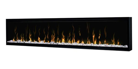 "Dimplex Ignite XL® 74"" Linear Electric Fireplace 