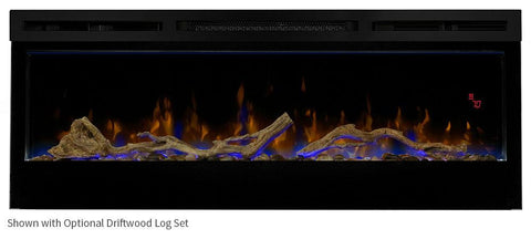 "Image of Dimplex Prism 50"" Wall Mount Electric Fireplace - Electric Fireplace - Dimplex - ElectricFireplacesPlus.com"