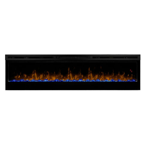 "Image of Dimplex Prism 74"" Wall Mount Electric Fireplace - Electric Fireplace - Dimplex - ElectricFireplacesPlus.com"