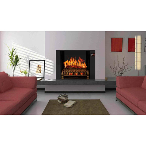 MagikFlame 28″ HoloFlame Fireplace Insert - Electric Fireplace - MagikFlame - ElectricFireplacesPlus.com