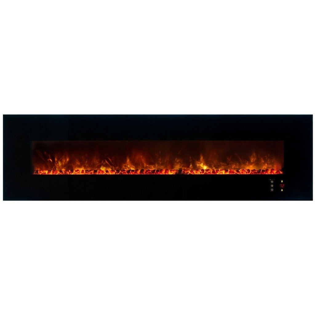 "Modern Flames Ambiance CLX2 100"" Electric Fireplace - Electric Fireplace - Modern Flames - ElectricFireplacesPlus.com"
