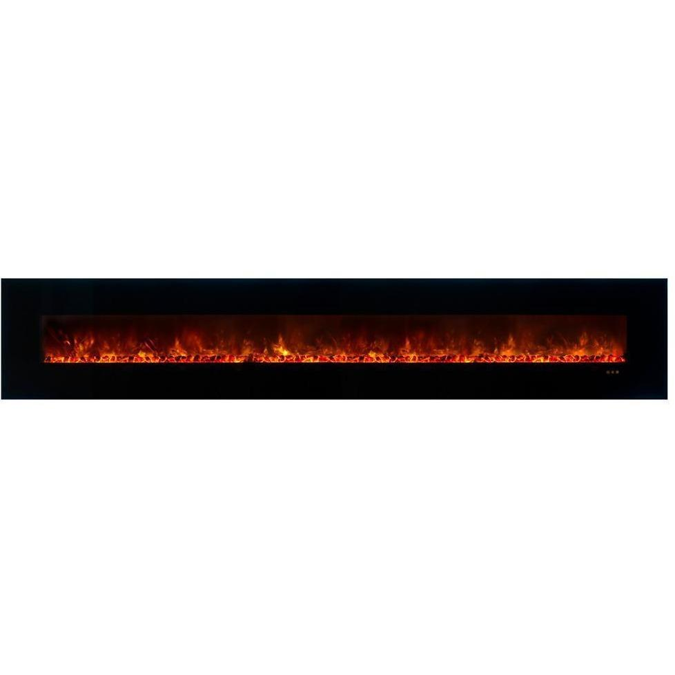 "Modern Flames Ambiance CLX2 144"" Electric Fireplace - Electric Fireplace - Modern Flames - ElectricFireplacesPlus.com"