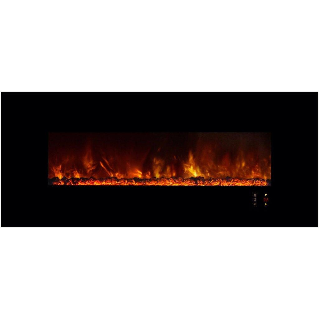 "Modern Flames Ambiance CLX2 60"" Electric Fireplace - Electric Fireplace - Modern Flames - ElectricFireplacesPlus.com"