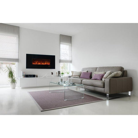 "Image of Modern Flames Ambiance CLX2 60"" Electric Fireplace - Electric Fireplace - Modern Flames - ElectricFireplacesPlus.com"