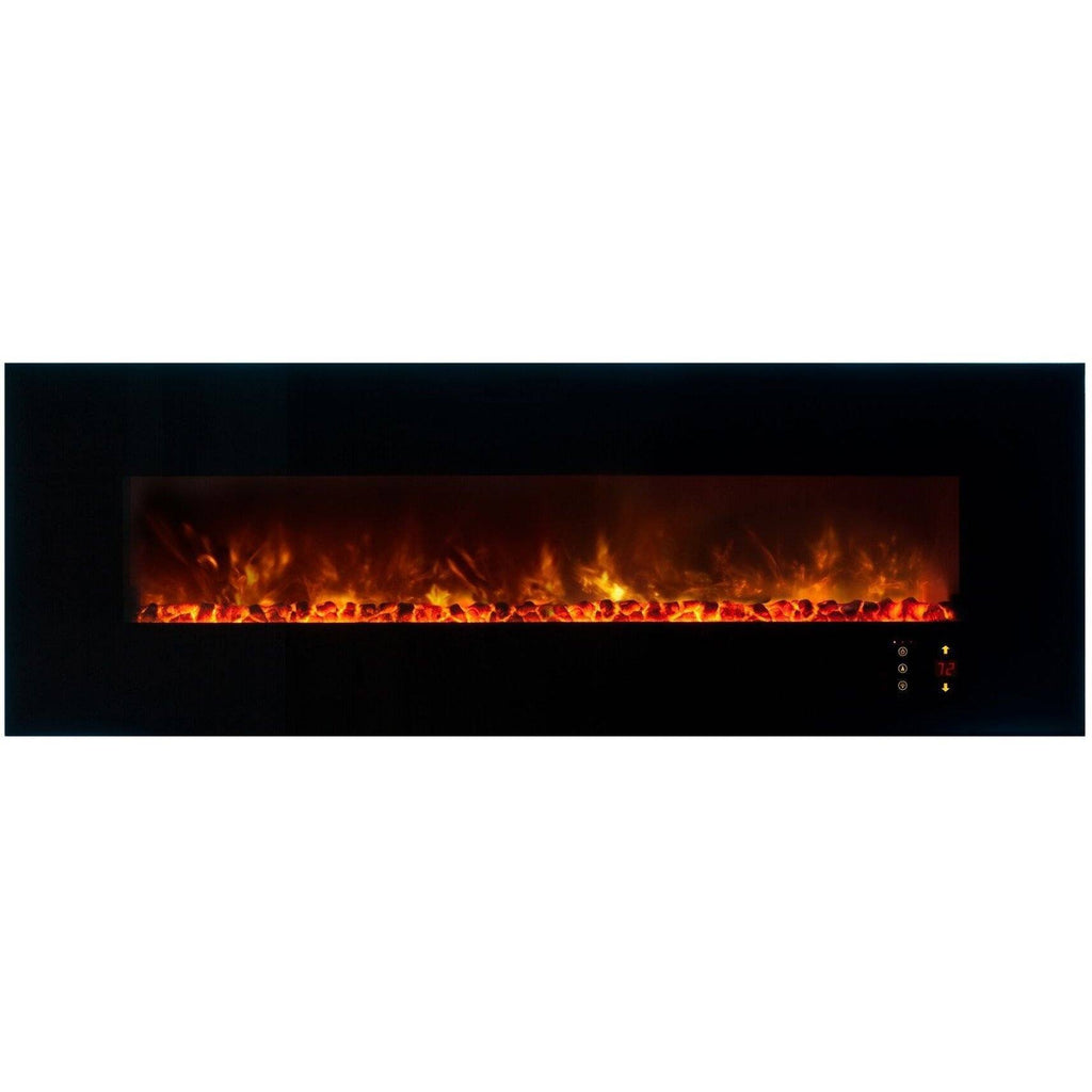 "Modern Flames Ambiance CLX2 80"" Electric Fireplace - Electric Fireplace - Modern Flames - ElectricFireplacesPlus.com"