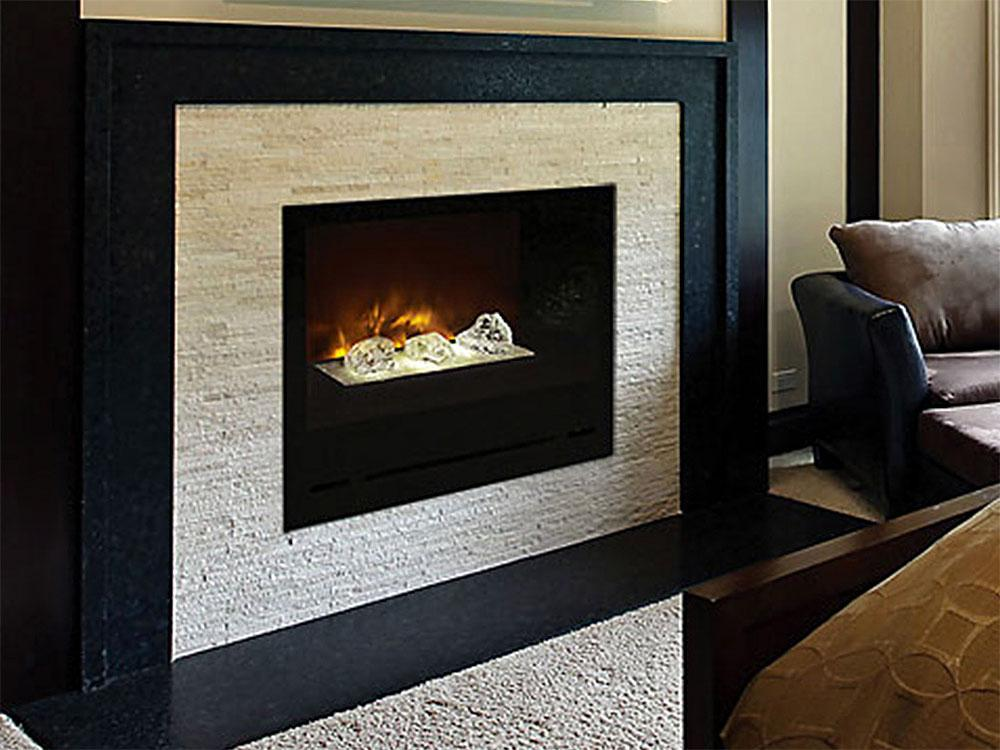 "Modern Flames Home Fire 36"" Electric Fireplace - Built In/Insert - Electric Fireplace - Modern Flames - ElectricFireplacesPlus.com"