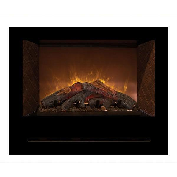 Modern Flames 36 Inch Electric Fireplace Insert Built In