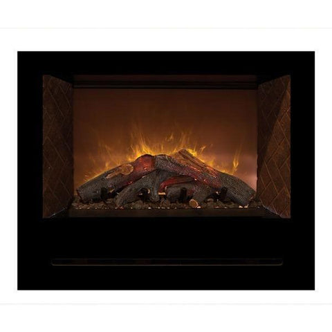 "Image of Modern Flames Home Fire 36"" Electric Fireplace - Built In/Insert - Electric Fireplace - Modern Flames - ElectricFireplacesPlus.com"
