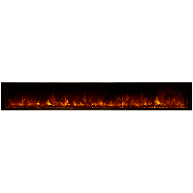 "Modern Flames Landscape Fullview 2 100"" Electric Fireplace - Electric Fireplace - Modern Flames - ElectricFireplacesPlus.com"