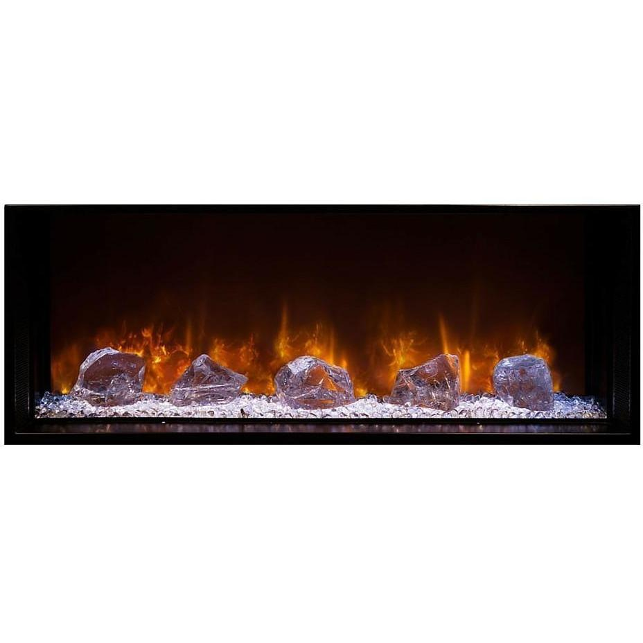 "Modern Flames Landscape Fullview 2 120"" Electric Fireplace - Electric Fireplace - Modern Flames - ElectricFireplacesPlus.com"