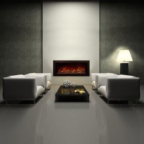 "Modern Flames Landscape Fullview 2 40"" Electric Fireplace - Electric Fireplace - Modern Flames - ElectricFireplacesPlus.com"