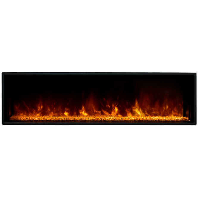 "Modern Flames Landscape Fullview 2 60"" Electric Fireplace - Electric Fireplace - Modern Flames - ElectricFireplacesPlus.com"
