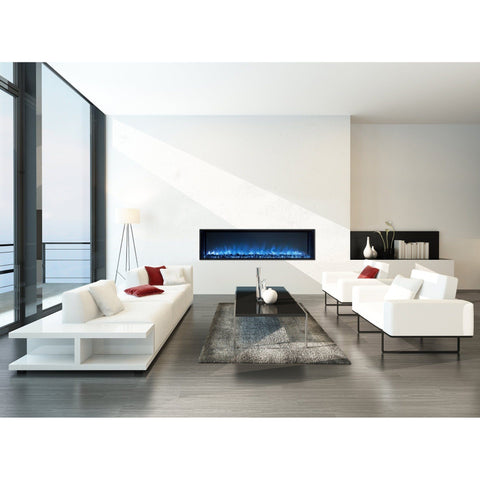 "Image of Modern Flames Landscape Fullview 2 80"" Electric Fireplace - Electric Fireplace - Modern Flames - ElectricFireplacesPlus.com"