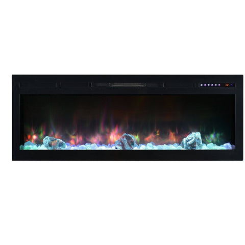 "Image of Modern Flames Spectrum 74"" Electric Fireplace - Electric Fireplace - Modern Flames - ElectricFireplacesPlus.com"