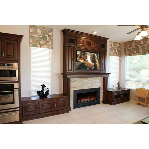 Modern Flames 38 Inch Electric Fireplace Insert Zcr 3824