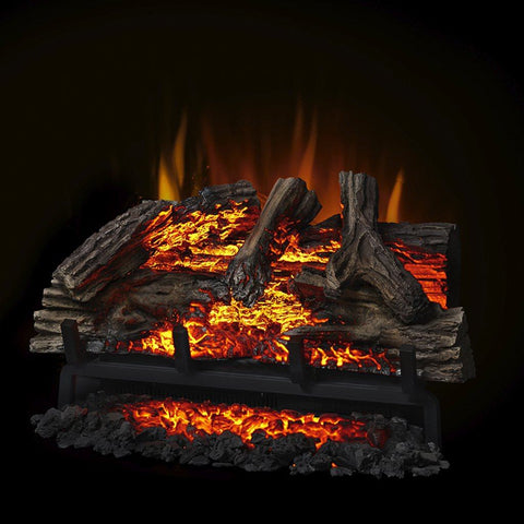 "Napoleon 27"" Woodland Electric Fireplace Log Set - NEFI27H - Electric Fireplace - ElectricFireplacesPlus.com - ElectricFireplacesPlus.com"