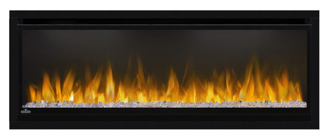 "Napoleon Alluravision 42"" Deep Wall Mount Electric Fireplace - NEFL42CHD - Electric Fireplace - Napoleon - ElectricFireplacesPlus.com"