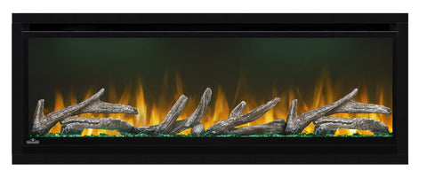 "Image of Napoleon Alluravision 42"" Deep Wall Mount Electric Fireplace - NEFL42CHD - Electric Fireplace - Napoleon - ElectricFireplacesPlus.com"