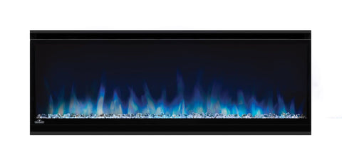 "Image of Napoleon Alluravision 42"" Slim Wall Mount Electric Fireplace - NEFL42CHS - Electric Fireplace - Napoleon - ElectricFireplacesPlus.com"
