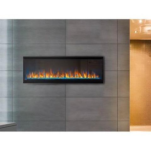 "Image of Napoleon Alluravision 50"" Wall Mount Electric Fireplace - Slim - Electric Fireplace - Napoleon - ElectricFireplacesPlus.com"