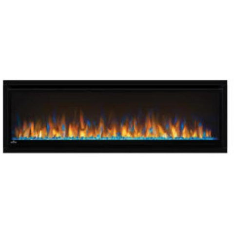 "Napoleon Alluravision 50"" Wall Mount Electric Fireplace - Slim - Electric Fireplace - Napoleon - ElectricFireplacesPlus.com"