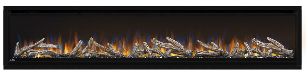 Napoleon Alluravision 74 Quot Wall Mount Electric Fireplace