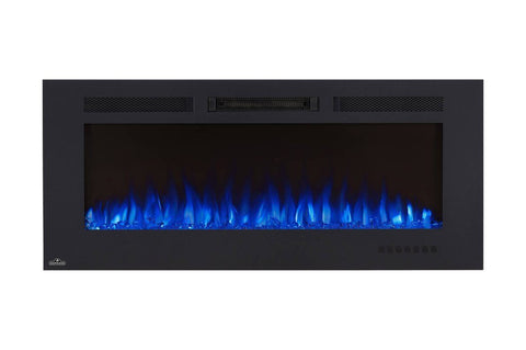 "Napoleon Allure Phantom 50"" Linear Wall Mount Electric Fireplace - Electric Fireplace - Napoleon - ElectricFireplacesPlus.com"