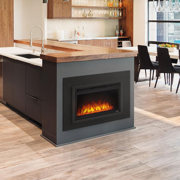 Napoleon Cinema 24 Inch Electric Fireplace Insert With
