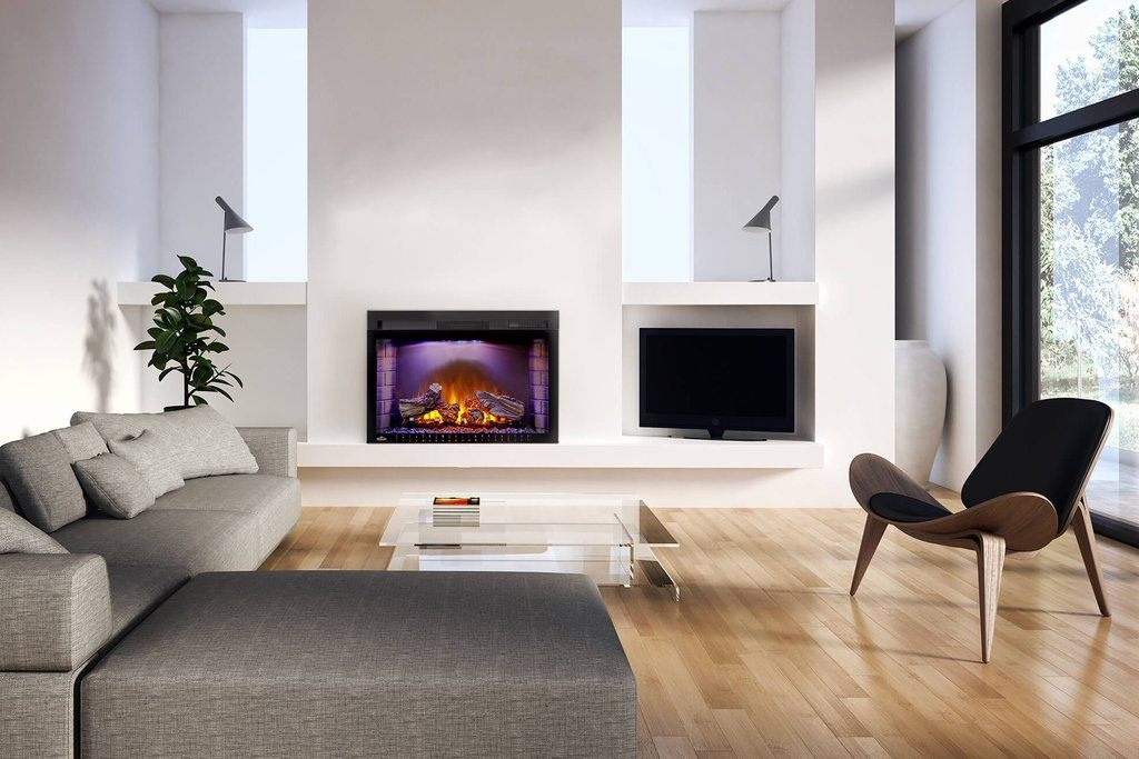 "Napoleon Cinema 29"" Electric Fireplace - Electric Fireplace - Napoleon - ElectricFireplacesPlus.com"
